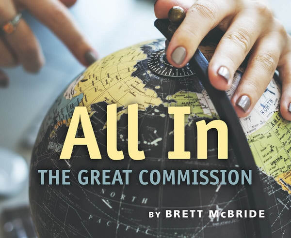 CD: All In - The Great Commission