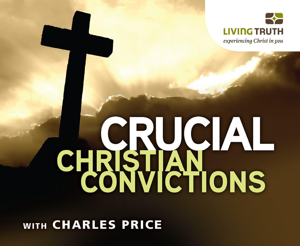 DVD: Crucial Christian Convictions (4 Part Series)