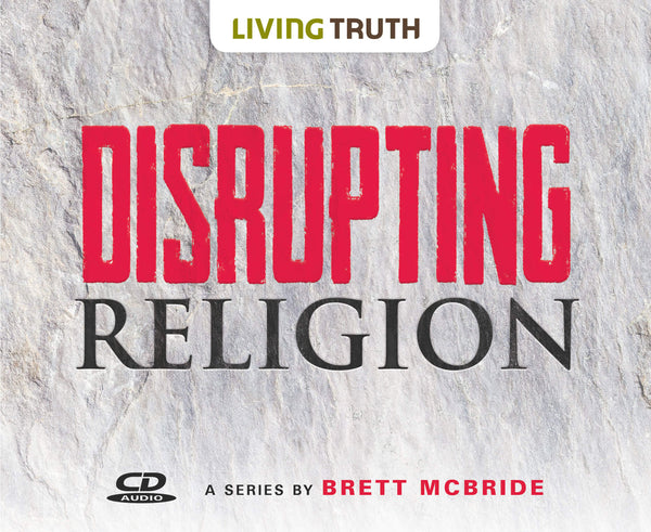 CD: Disrupting Religion (7 Part Series)