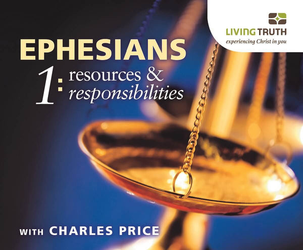 DVD: EPHESIANS 1: Resources and Responsibilities (8 Part Series)