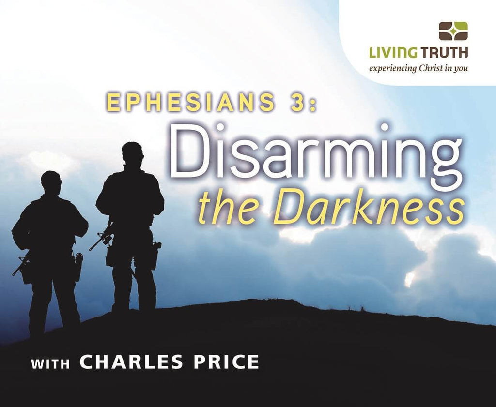 DVD: Ephesians 3: Disarming the Darkness (8 Part Series)