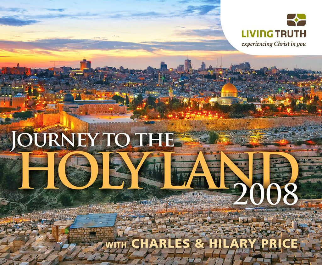 DVD: Journey to the Holy Land 2008 (6 Part Series)