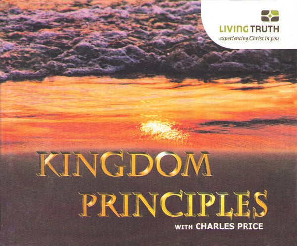 DVD: Kingdom Principles: Matthew (3 Part Series)