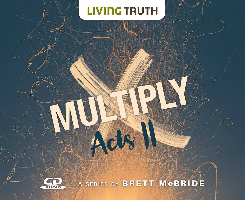 CD: Multiply (Acts 2) 5 Part Series