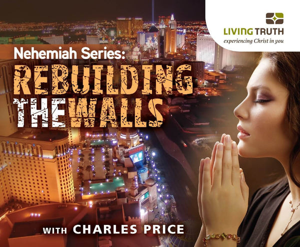 CD: Nehemiah: Rebuilding the Walls (8 Part Series)