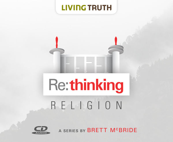 CD: Re:Thinking Religion (3 Part Series)