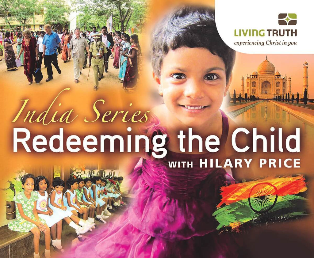 CD: Redeeming the Child - India Series with Hilary Price (3 Part Series)