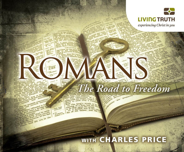 CD: Romans: The Road to Freedom (27 Part Series)