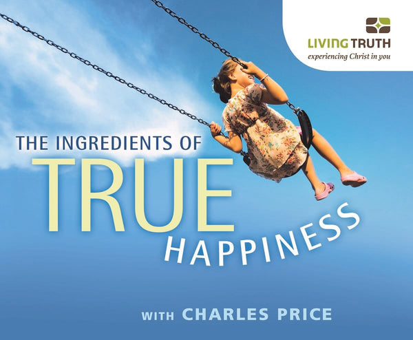 CD: Ingredients of True Happiness: The Beautitudes (8 Part Series)