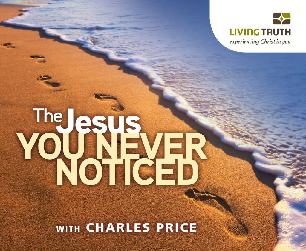 DVD: The Jesus You Never Noticed (8 Part Series)