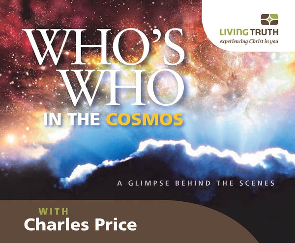 CD: Who's Who In The Cosmos (4 Part Series)