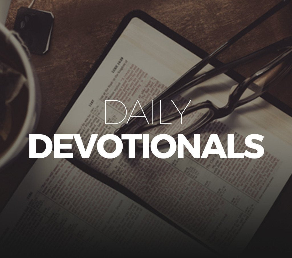 Daily Devotionals Donation