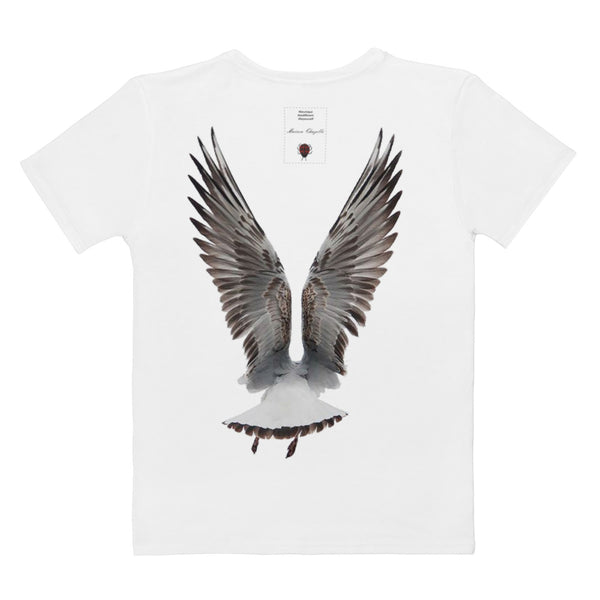 Must-Have Motivating White Tralala with YOUR WINGS ALREADY EXIST,ALL YOU CAN DO IS FLY.And Wings on the back.Pre-order.