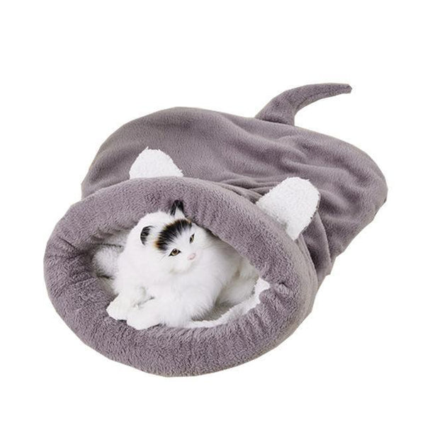 Cat Sleeping Bag - Bow Chicka Meow Meow