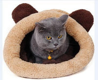 Soft Cat Beds - Bow Chicka Meow Meow