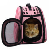 Cat Bag Carrier - Bow Chicka Meow Meow