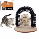Cat Grooming Arch - Bow Chicka Meow Meow
