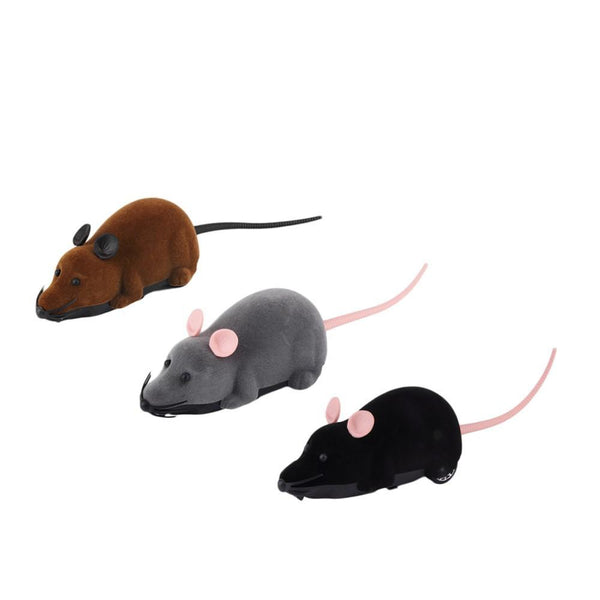 Remote Control Mouse Toy - Bow Chicka Meow Meow