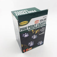 Solar Powered Cat Paw Lights - Bow Chicka Meow Meow