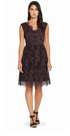 Lace Bell Dress