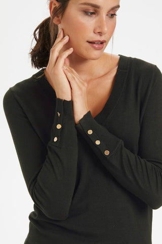 Kahalina Knit Pullover- 2 COLORS