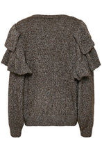 Load image into Gallery viewer, Danica Ruffle Pullover