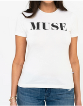 Load image into Gallery viewer, Muse Fitted Crew