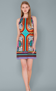 Solyn Jersey Sleeveless dress