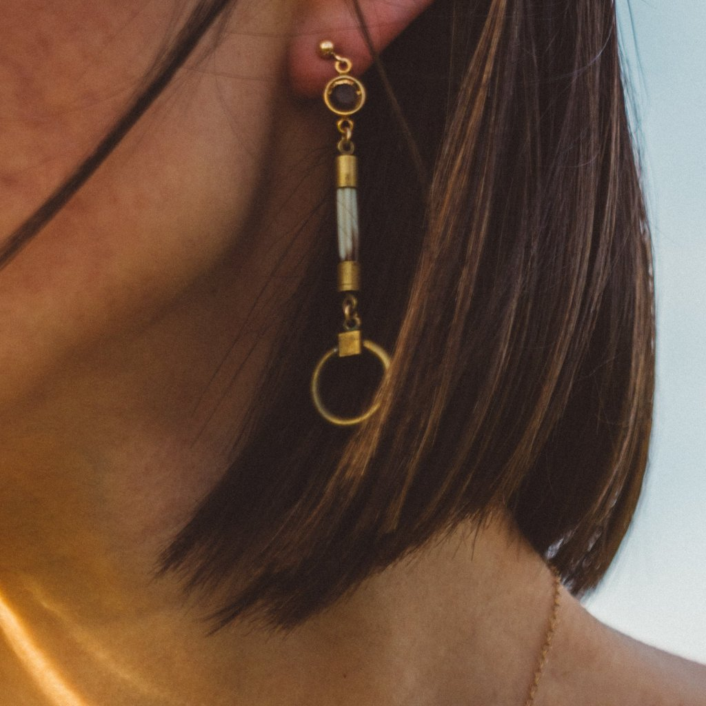 GILDED GAL EARRINGS