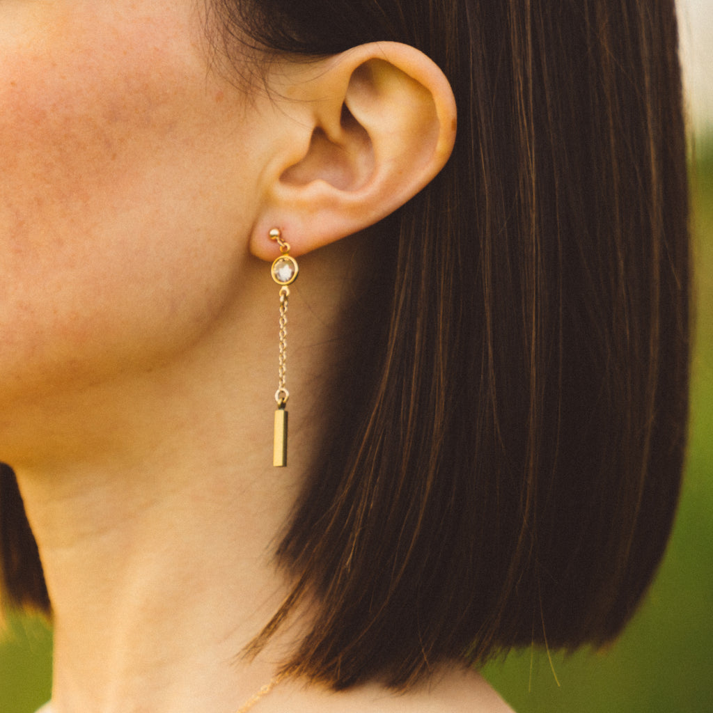 GOLDEN ERA EARRINGS