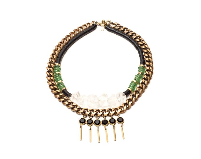 CLEOPATRA'S COLLAR NECKLACE