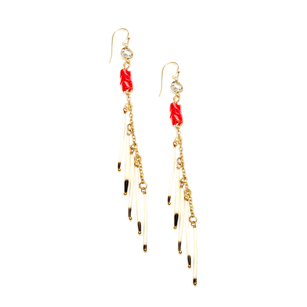ROMANTIC REVIVAL EARRINGS