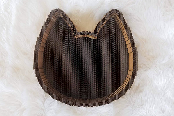 Americat cat scratcher bed and lounger