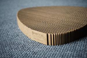 Americat cat scratcher for corner