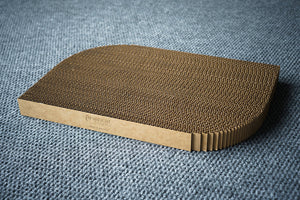 Rectangle Americat cat scratching pad