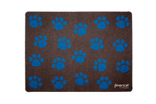Load image into Gallery viewer, Cat paw print placemat