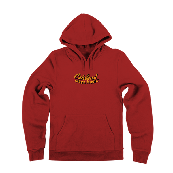Oakland Stays Fresh Hoodie