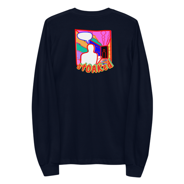 """Who's There"" Long Sleeve"