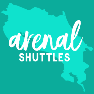 Shuttles from: Arenal, Costa Rica