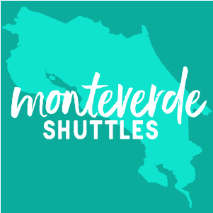 Shuttles from: Monteverde, Costa Rica