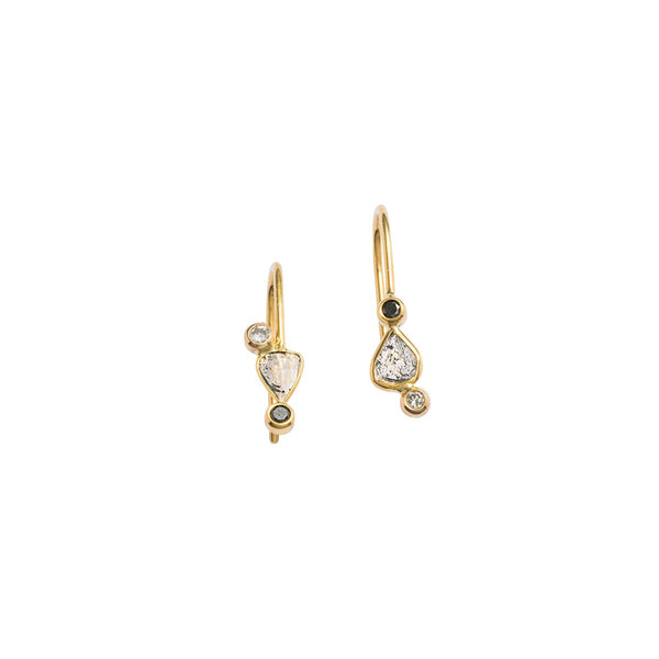 Meredith Young Jewelry Storm Diamond Earrings