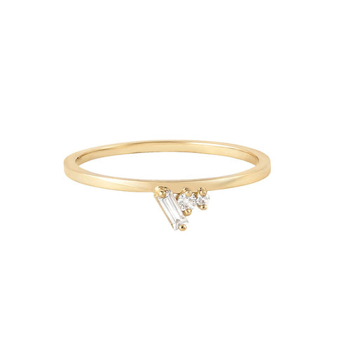 Meredith Young Jewelry Petite Controlled Chaos Ring