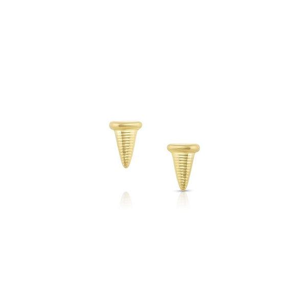 Petite Nail Post Earrings
