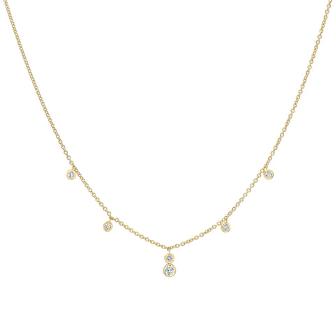 Atlas Diamond Choker