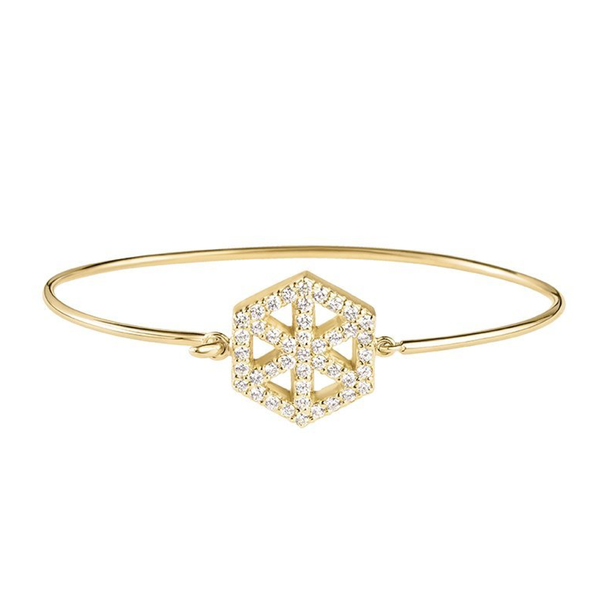 Webb Diamond Bracelet