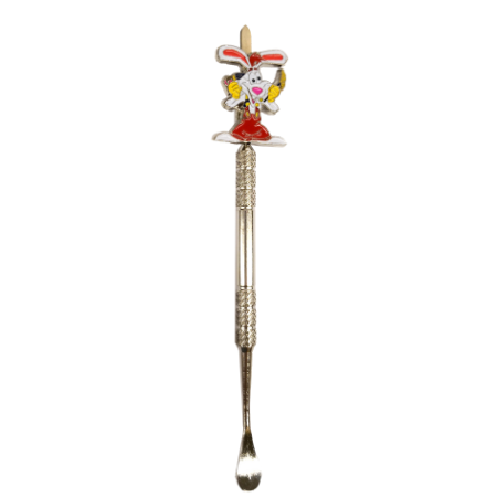 2D Printed Roger Rabbit Metal Dabber