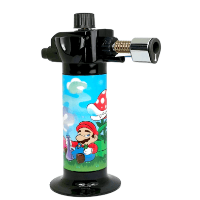 Danktendo Mario and Luigi Torch Lighter