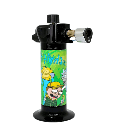 Get Shwifty Rick & Morty Torch Lighter