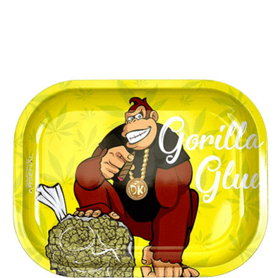 Gorilla Glue Looney Toons Metal Rolling Tray (7″ x 5.5″)