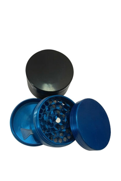 Single Color 56mm 3 Parts Metal Grinder